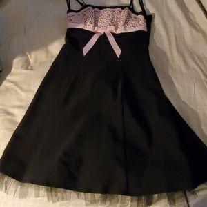 Junior Cocktail Party Dress